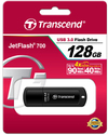 Transcend - 128GB USB 3.0 Jetflash 700 Flash Drive