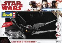 Revell - Star Wars Build & Play Kylo Ren's Tie Fighter - Cover