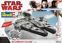 Revell - Star Wars Build & Play Millennium Falcon - Cover