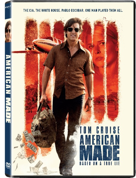 cfa8f01a27 American Made (DVD) - Movies   TV Online