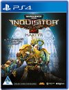 Warhammer 40,000: Inquisitor - Martyr (PS4) Cover