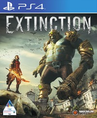 Extinction (PS4)