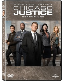 Chicago Justice - Season 1 (DVD) - Cover