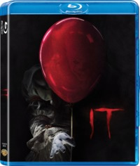 IT (2017) (Blu-ray) - Cover