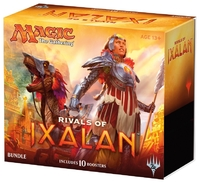 Magic: The Gathering - Rivals of Ixalan Bundle (Trading Card Game) - Cover