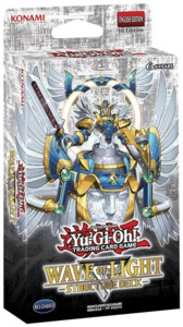 Yu-Gi-Oh! - Structure Deck: Wave of Light (Trading Card Game) - Cover