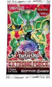 Yu-Gi-Oh! - Extreme Force Booster (Trading Card Game) - Cover