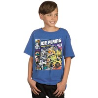 Minecraft - Tales from the Ice Plains Youth T-Shirt (Small) - Cover