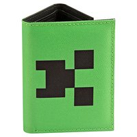 Minecraft - Creeper Pocket Wallet - Cover