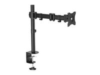 Equip 13 inch - 27 inch Articulating Monitor Desk Mount Bracket - Cover