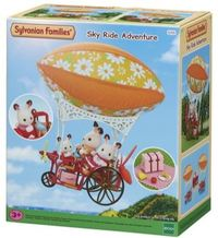 Sylvanian Families - Sky Ride Adventure (Playset) - Cover