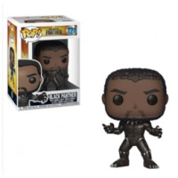 Funko Pop! Marvel - Black Panther: Black Panther Vinyl Figure - Cover