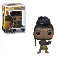 Funko Pop! Marvel - Black Panther: Shuri Vinyl Figure - Cover
