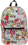 Rick and Morty - All Over Print Backpack Cover