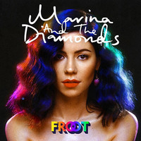 Marina & the Diamonds - Froot (Limited Edtion) (CD) - Cover