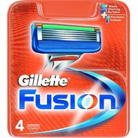 Gillette - Fusion Cartridges (Pack of 4)