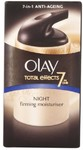 Olay - Total Effects 7-in-1 Night Firming Moisturiser - 50ml