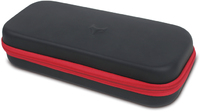 Sparkfox Premium Console Carry Case - Nintendo Switch (Black and Red)