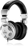 Behringer HPX2000 High-Definition DJ Headphones (Silver)