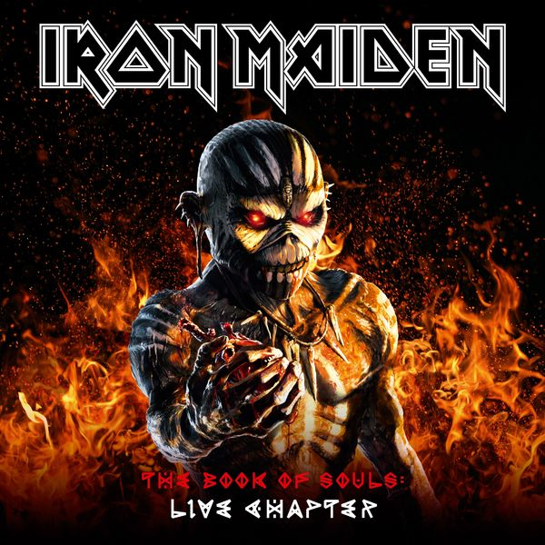 79888819 Iron Maiden - The Book of Souls: the Live Chapter (CD) - Music ...