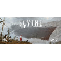 Scythe - The Wind Gambit Expansion (Board Game)
