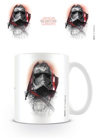 Star Wars - The Last Jedi Captain Phasma Mug - Cover