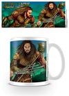 DC Comics - Justice League Movie - Aquaman Action Mug Cover