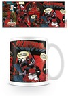Marvel - Deadpool Comic Mug