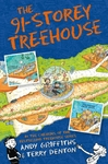 91-Storey Treehouse - Andy Griffiths (Paperback)