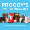Proggy's Rag Rug Menagerie - Hayley Smith (Paperback)