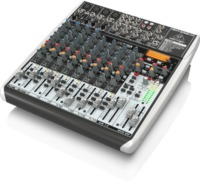 Behringer QX1622USB XENYX Premium 16 Channel USB Mixer with XENYX Mic Preamps and Compressors - Cover