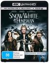 Snow White and the Huntsman (4K Ultra HD + Blu-ray)