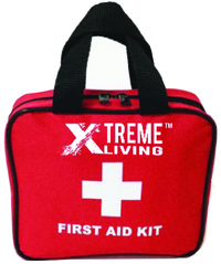 Xtreme Living - First Aid Kit (150 Piece) - Cover