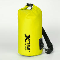 Xtreme Living - Dry Bag Stream 10L (Canary Yellow)