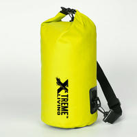 Xtreme Living - Dry Bag Waterfall - Canary (20 Litre)