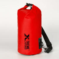 Xtreme Living - Dry Bag Waterfall - Lava Red (20 Litre)