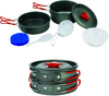 Xtreme Living - Compactstax9 Camping Cookware