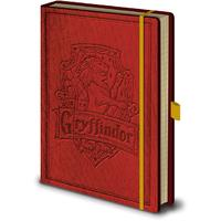 Harry Potter - Gryffindor Premium A5 Notebook