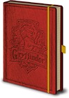 Harry Potter - Gryffindor Premium A5 Notebook Cover