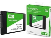 WD Green 240GB 2.5 Inch SATA3 3D Nand Solid State Drive - Cover