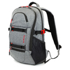 Targus - Urban Explorer Polyurethane 15.6 inch Backpack - Twill Grey