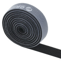Orico 1m Velcro Cable Ties - Black - Cover