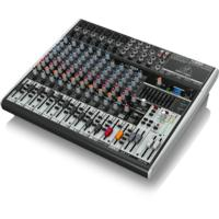 Behringer X1832USB XENYX Premium 18 Channel USB Mixer with XENYX Mic Preamps and Compressors