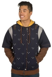 The Witcher - Grandmaster Premium Zip-up Mens Hoodie (Medium) - Cover