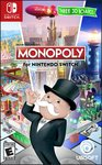 Monopoly for Nintendo Switch (US Import Switch)