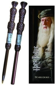 Harry Potter - Dumbledore Wand Pen and Bookmark - Cover
