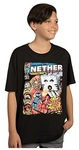 Minecraft - Tales From the Nether Youth T-Shirt (7/8)