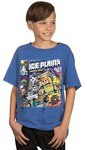 Minecraft - Tales From the Ice Plains Youth T-Shirt (Large)