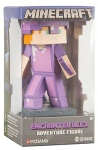 "Minecraft - Enchanted Alex Adventure Figures Series 1 (4"" Tall)"