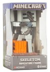 """Minecraft - Skeleton With Bow Adventure Figures Series 1 (4"""" Tall)"""